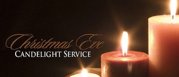 Christmas Eve – Candlelight Service